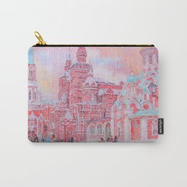 The Cathedral of Kazan Mother of God on Red Square Carry-All Pouch