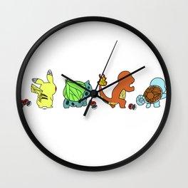 THE ORIGINAL 4 series by SHEIS. Wall Clock