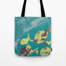 Schooled (part of a series) Tote Bag