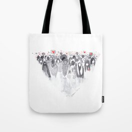 We Stand Together Too Tote Bag