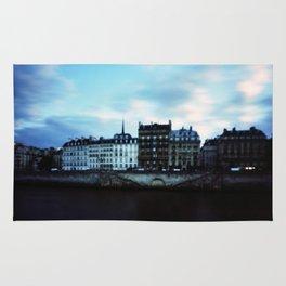 Paris at Dusk: Ile de la Cite Rug