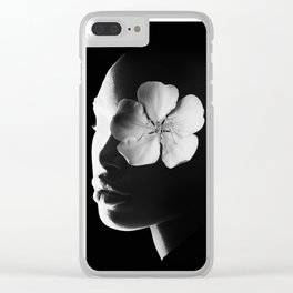 Mulata, Bossa Nova. Clear iPhone Case