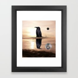 Star Teachings Framed Art Print