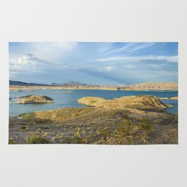 Lake Mead Rug