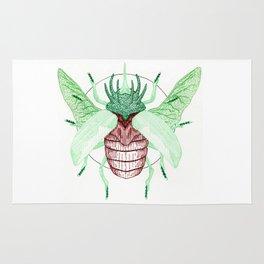 Thorned Atlas Beetle Rug