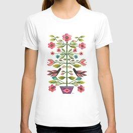 Folk Tapestry T-shirt