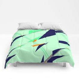 Geometric Zephyr Comforters