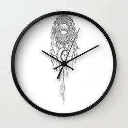 Capture the Dream Wall Clock