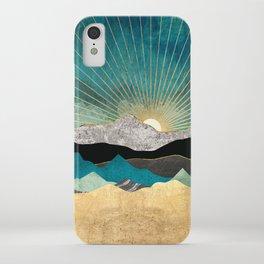 Peacock Vista iPhone Case