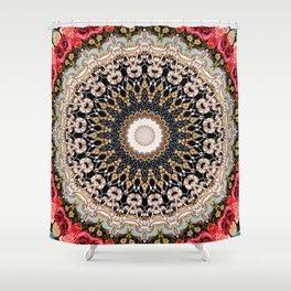 Mandala Hahusheze  Shower Curtain