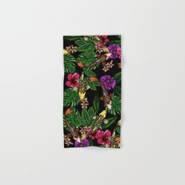 Tropical Koi Hand & Bath Towel