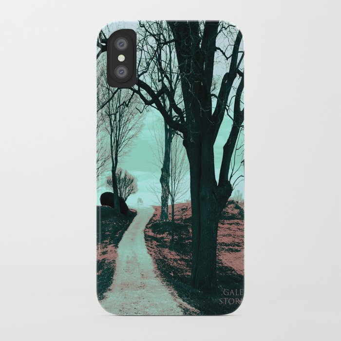 :: Road to Somewhere :: iPhone Case