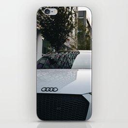 Boston R8 iPhone Skin