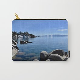 Sand Harbor, Lake Tahoe Carry-All Pouch