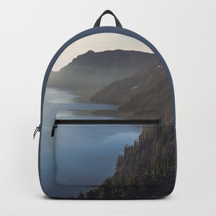 First Light at the Lake Backpack