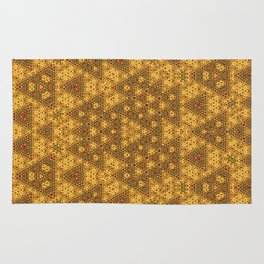 Sunny pattern Rug