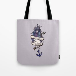 think of me Tote Bag