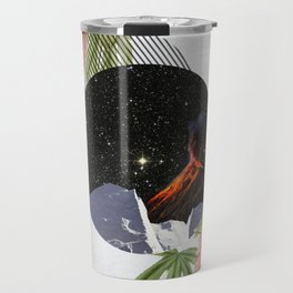 Hawaiian Space Marbles Travel Mug