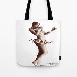Josephine Baker - Créole Goddess Tote Bag