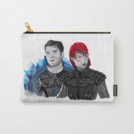 Renegade Shepard & Paragon Kaidan Carry-All Pouch