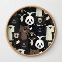 Bears of the world pattern by zolinstudio