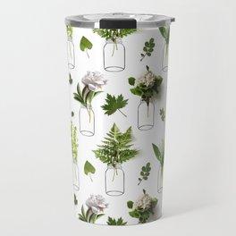 Garden Greens Travel Mug