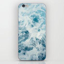 Sea Swirl iPhone Skin