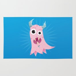 Peggy Hela Good Pink Monster Rug