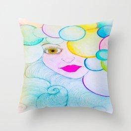 BrightFuture Throw Pillow