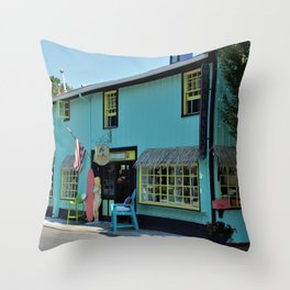 Summer Daydreams Throw Pillow