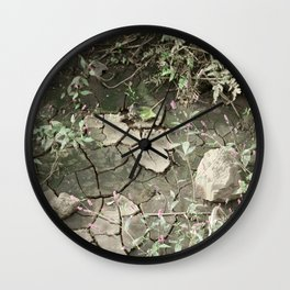 gently gentle #4 Wall Clock