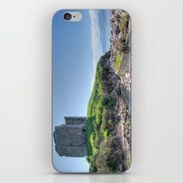 Minard Castle, Ireland iPhone Skin