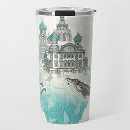 st peters-burg Travel Mug