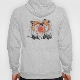 baby fox love Hoody