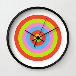 Target IX Wall Clock