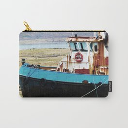 Rusted ship Carry-All Pouch