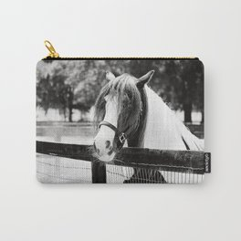 Extraordinary Black & White Carry-All Pouch