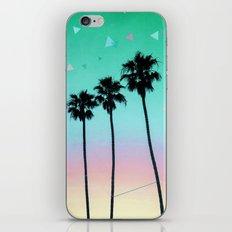 Palm Trees 4 iPhone & iPod Skin