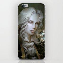 Alucard. Castlevania Symphony of the Night iPhone Skin