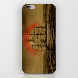 Set Sail - 001 iPhone Skin