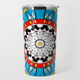 Dismembered Mickey Travel Mug