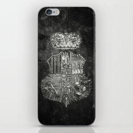 Once Were Warriors iPhone Skin