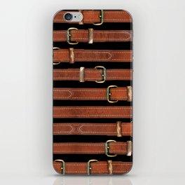 Buckles iPhone Skin