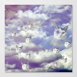 Sky Shemp Canvas Print