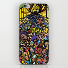 Revelation 22 iPhone Skin