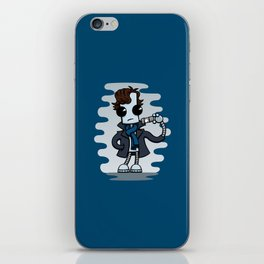 Ned the Detective iPhone Skin