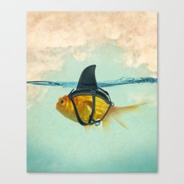 Brilliant DISGUISE Canvas Print