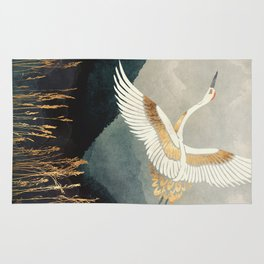 Elegant Flight Rug