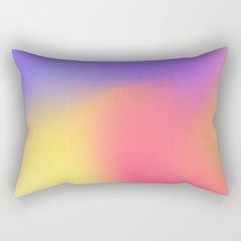 Dark Salmon Rectangular Pillow
