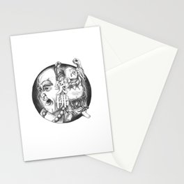 The Laughing Buddha Stationery Cards